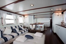 Motor yacht MARHABA - Main Salon